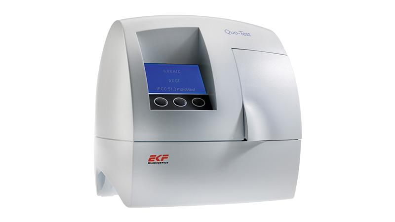 Quo-Test HbA1c Messgerät
