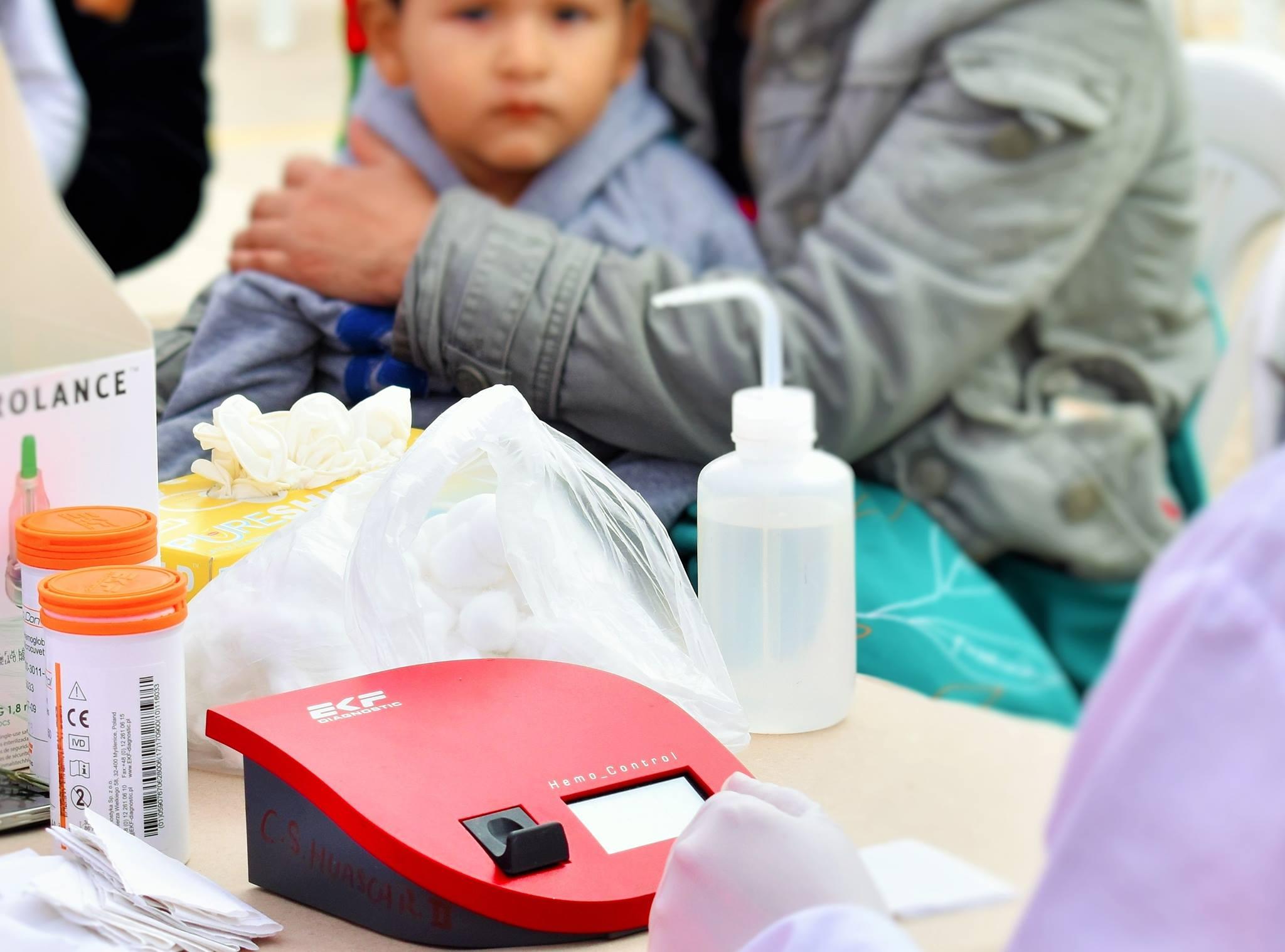 Hemo Control Hämoglobinmessgerät