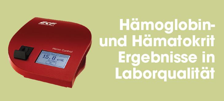 Hämoglobinmessgerät